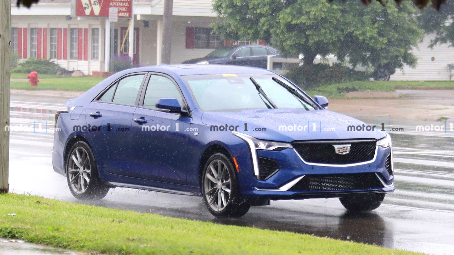 cadillac ct4 2020 Overview