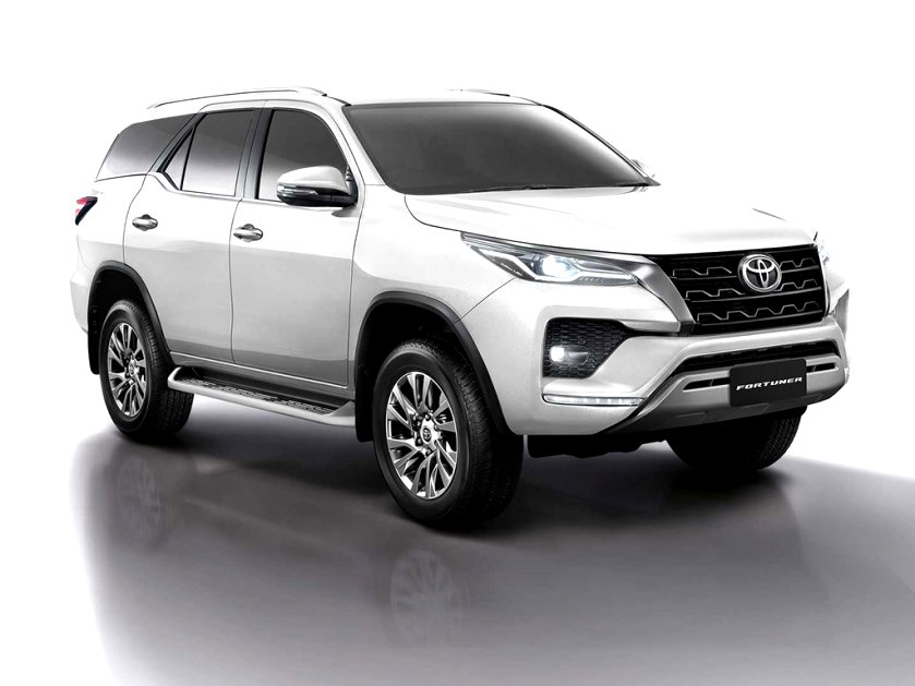 toyota new fortuner 2020 Exterior and Interior