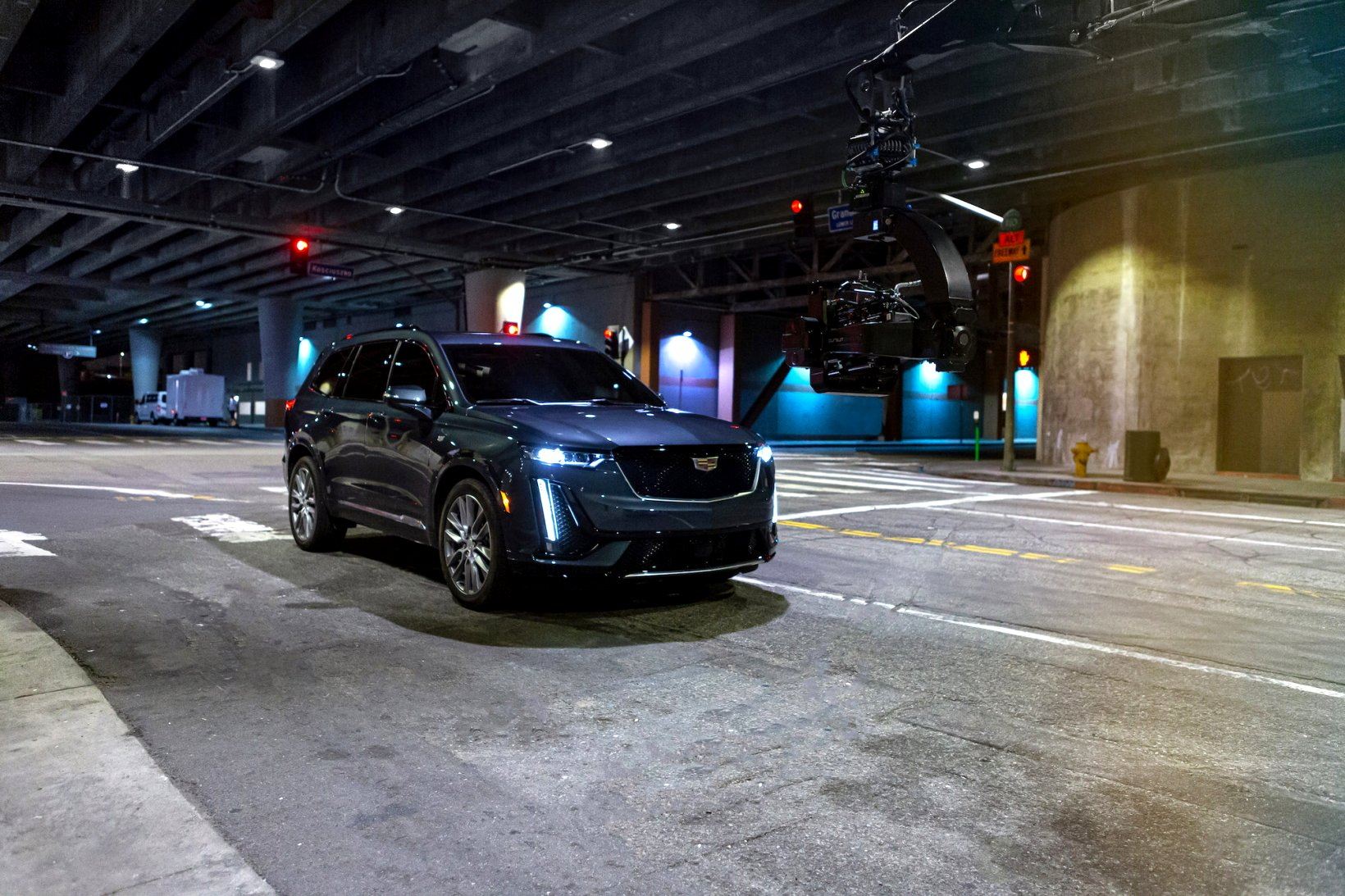 cadillac commercial song july 2020 Model
