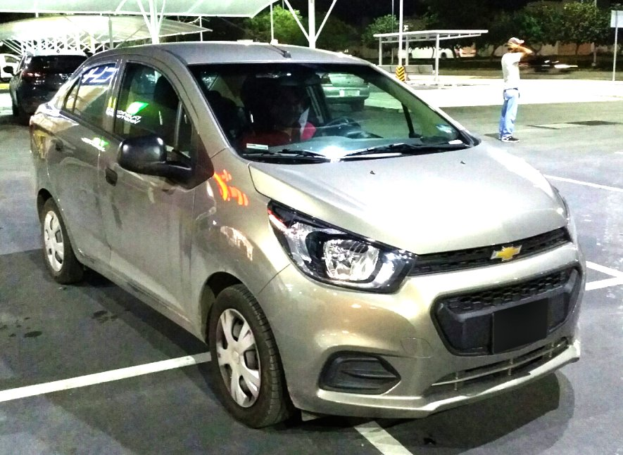 chevrolet beat 2020 Speed Test