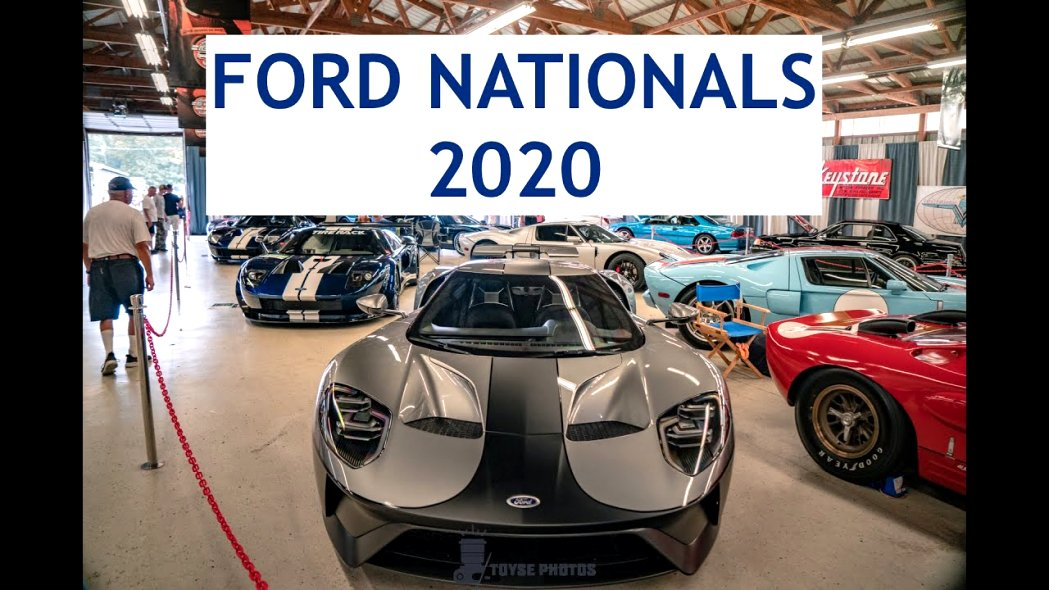ford nationals 2020 Ratings