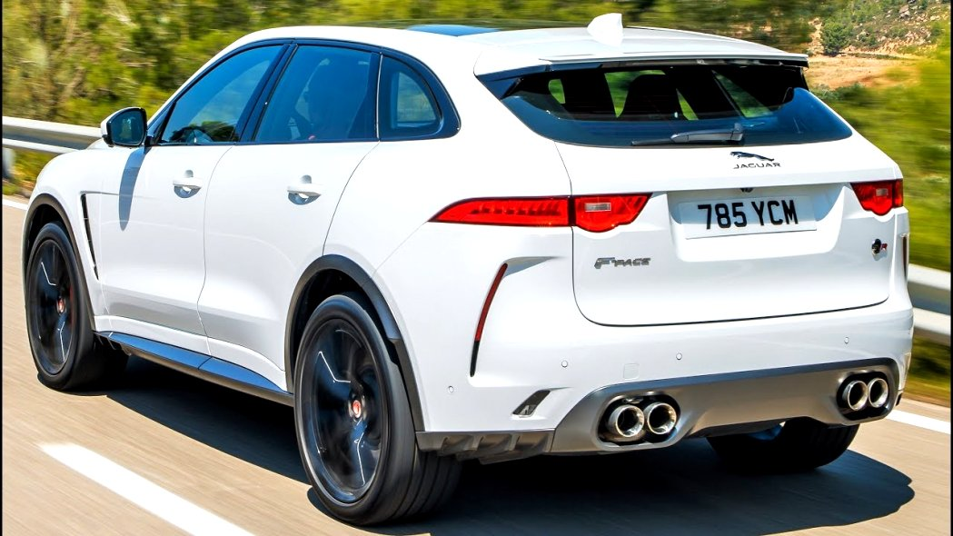 2020 jaguar white Price and Review
