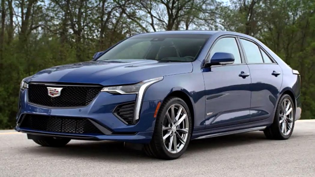 cadillac ct4 2020 Review and Release date