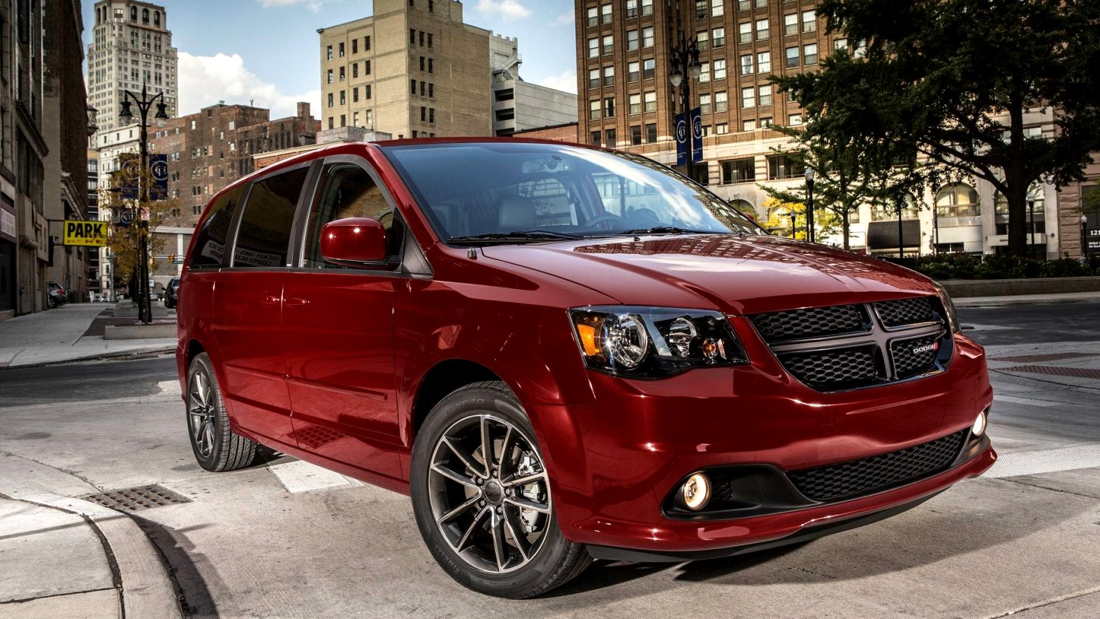 dodge caravan 2020 Spesification