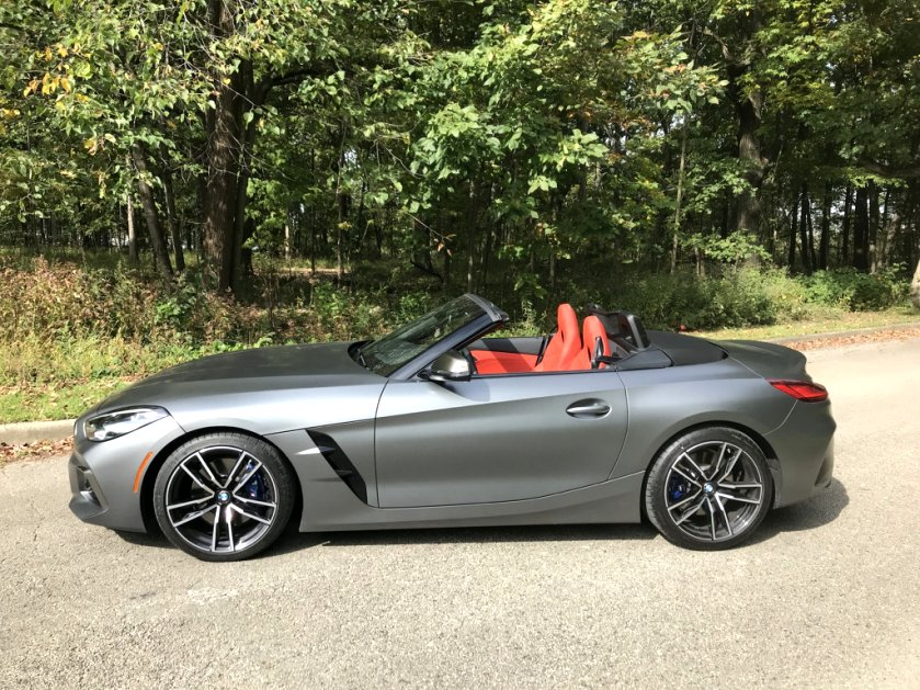 2020 BMW z4 review Review