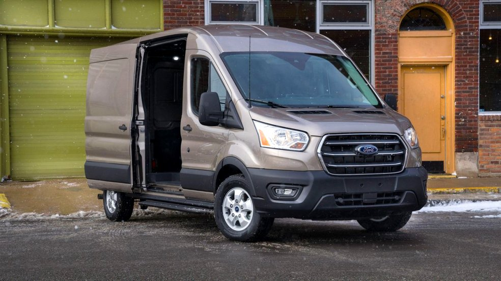 2020 ford van 4x4 Concept and Review