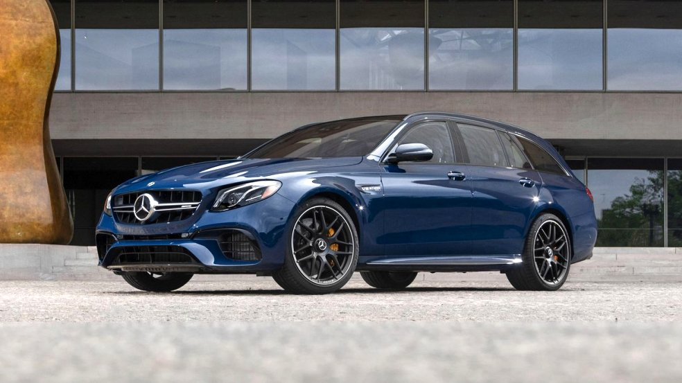 2020 mercedes wagon review New Model and Performance