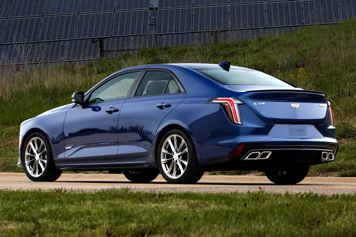 cadillac ct4 2020 Price and Review