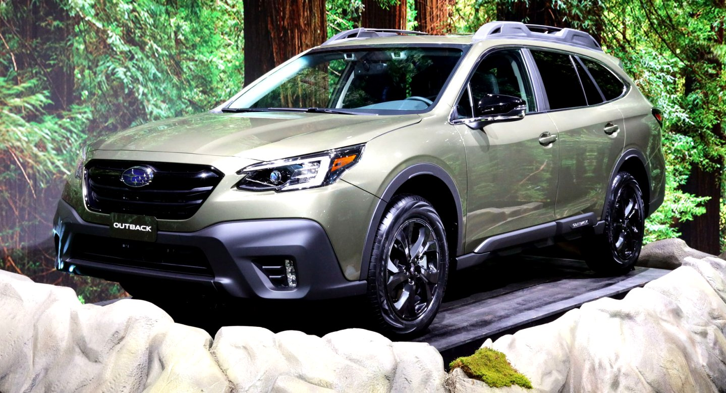 subaru lineup 2020 Redesign and Concept