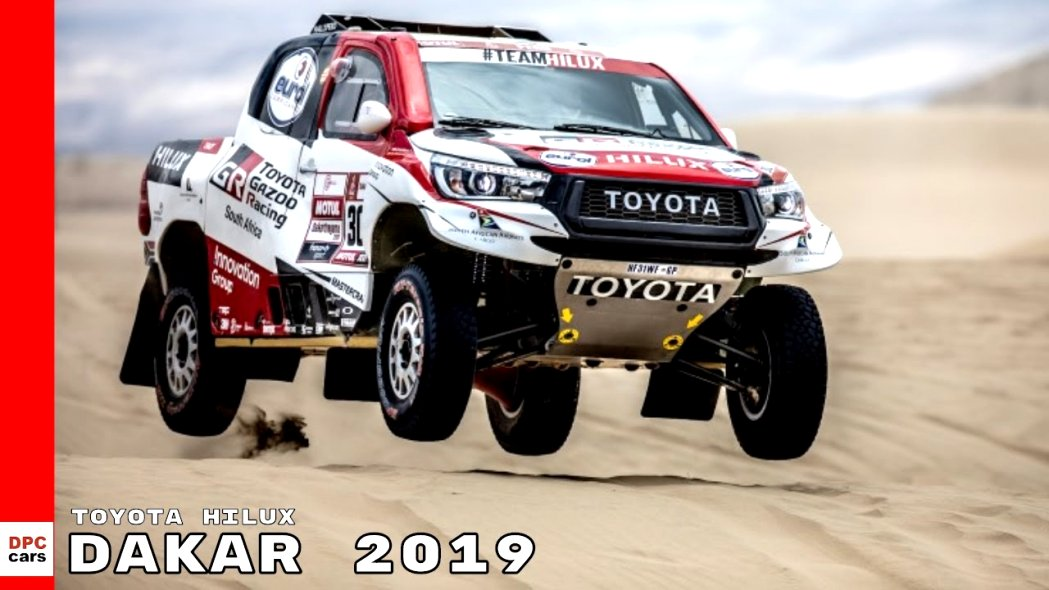 2020 toyota dakar Review and Release date