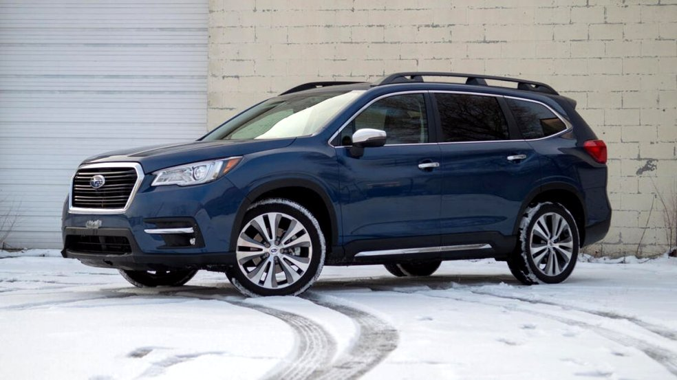 2020 subaru ascent price Exterior and Interior