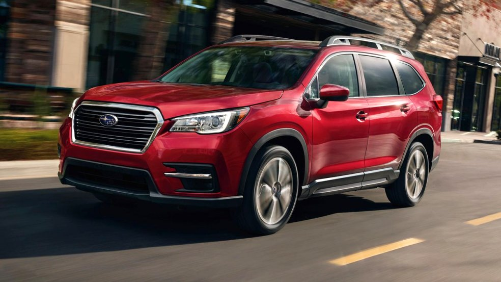 2020 subaru ascent price Redesign and Review
