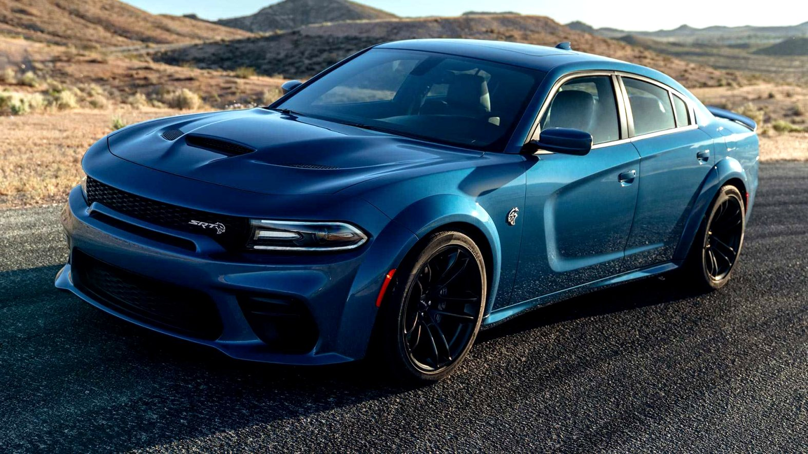 dodge for 2020 Interior