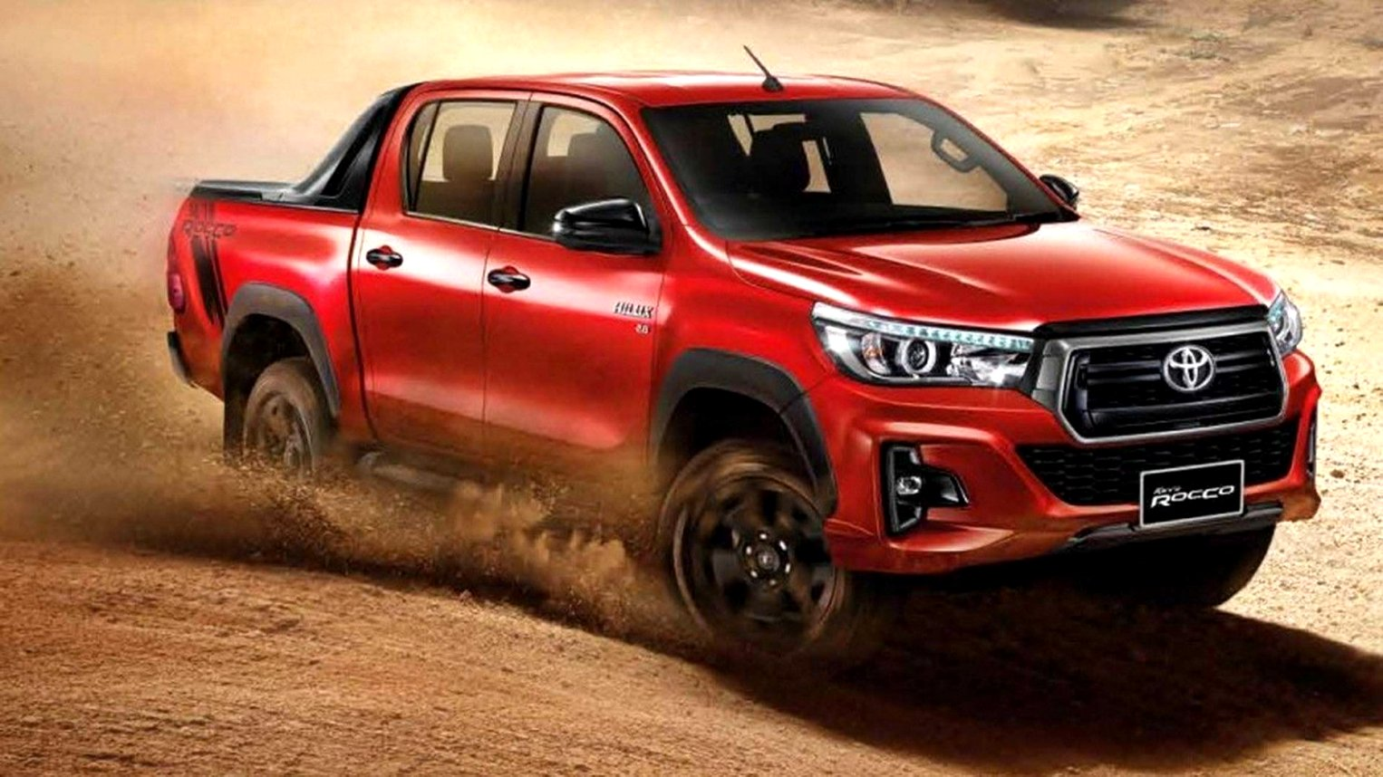 2020 toyota dakar Performance and New Engine