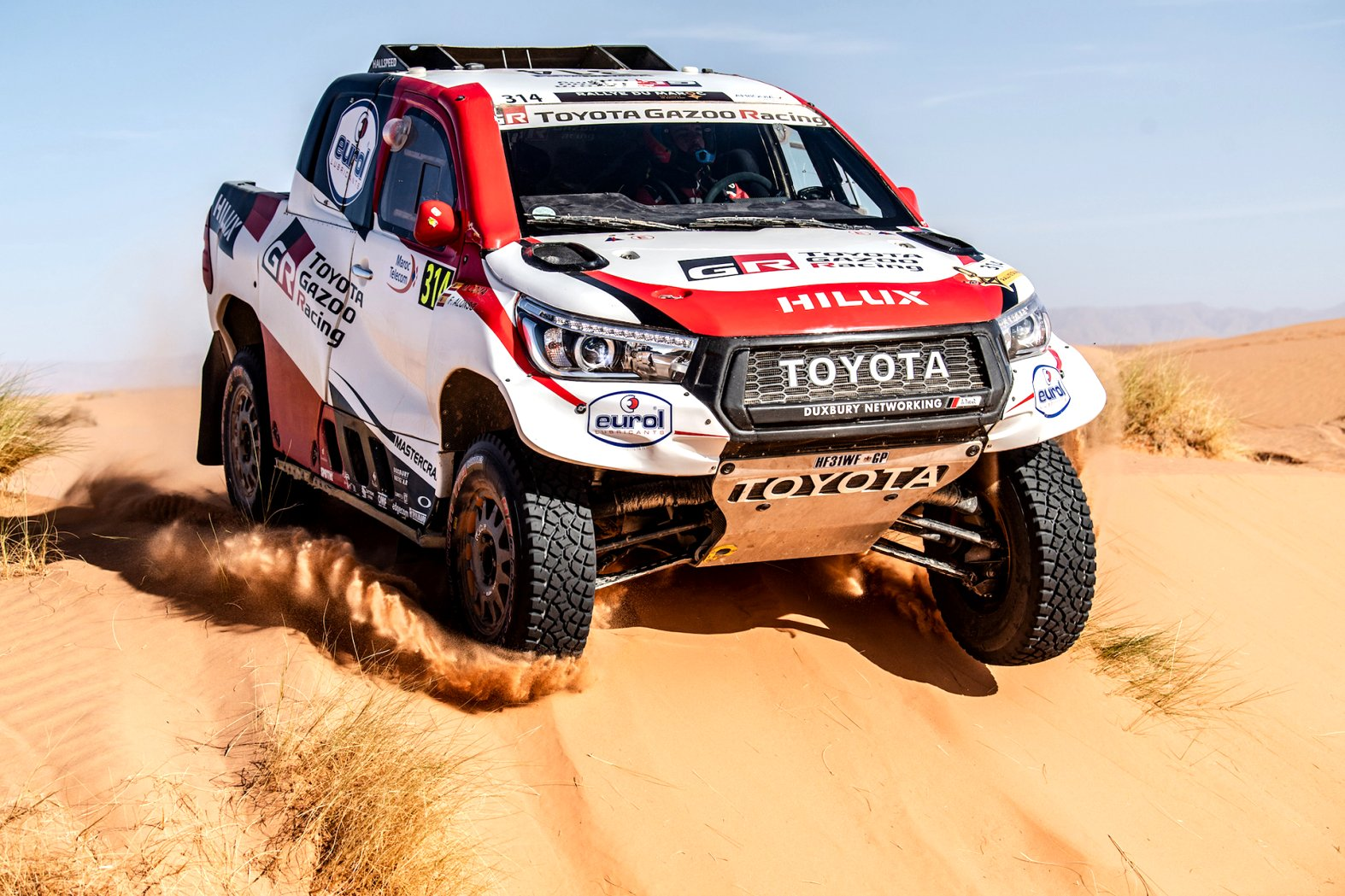 2020 toyota dakar Engine