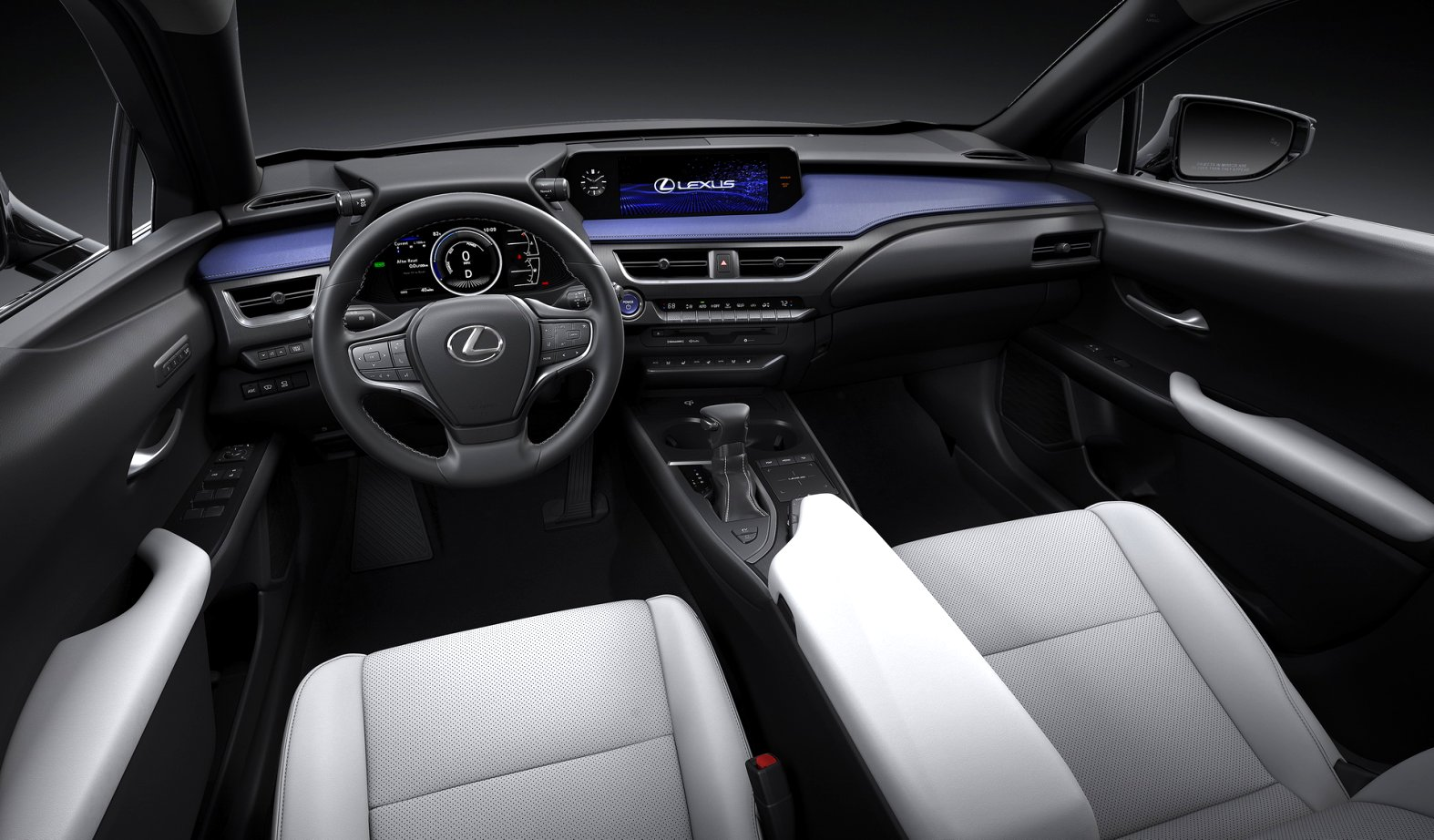 2020 lexus ux 250h luxury Price and Release date