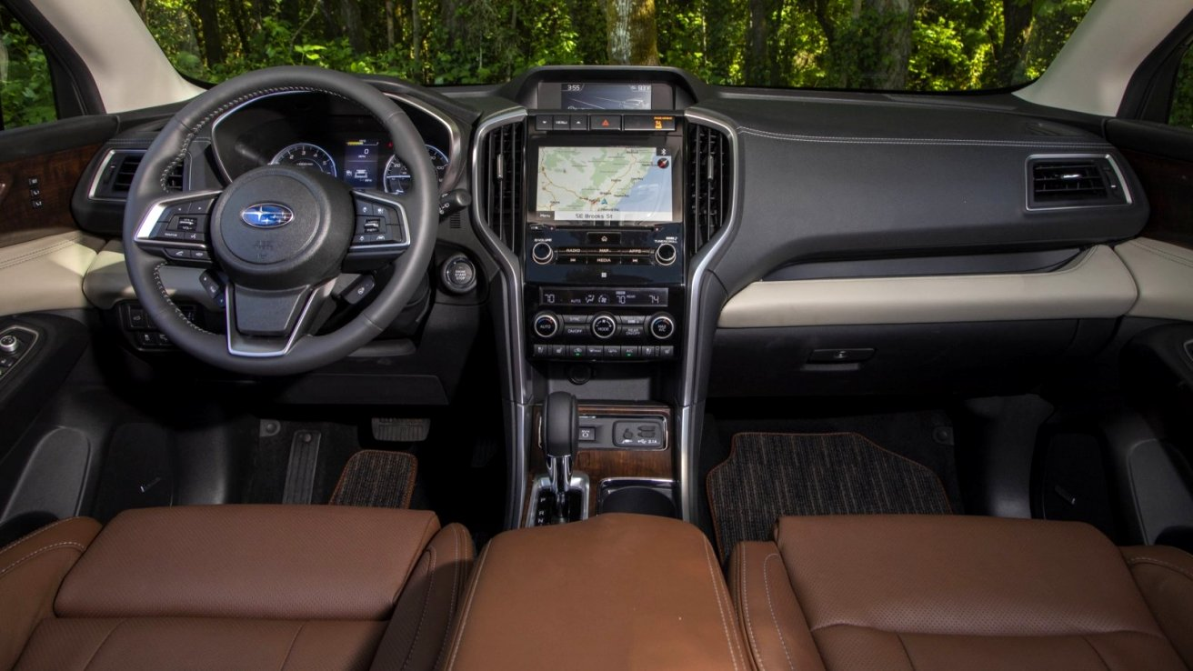 2020 subaru ascent price Configurations