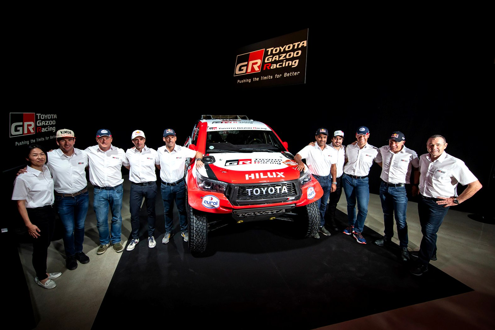 2020 toyota dakar Ratings