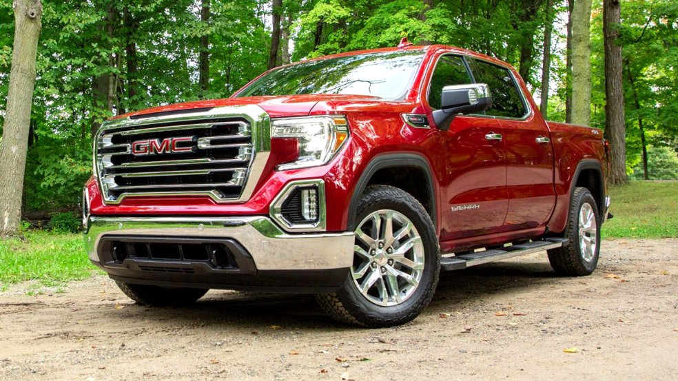 2020 GMC forum Research New