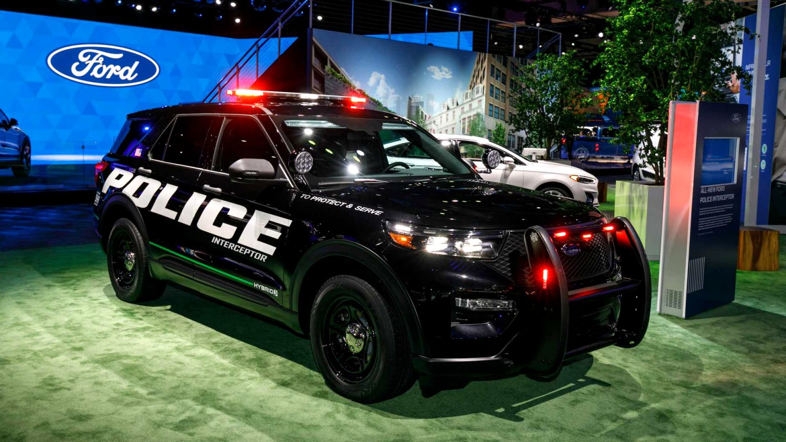 2021 ford interceptor utility Review and Release date