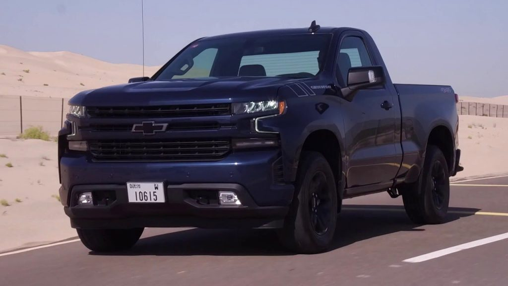 2021 GMC regular cab short bed Performance and New Engine