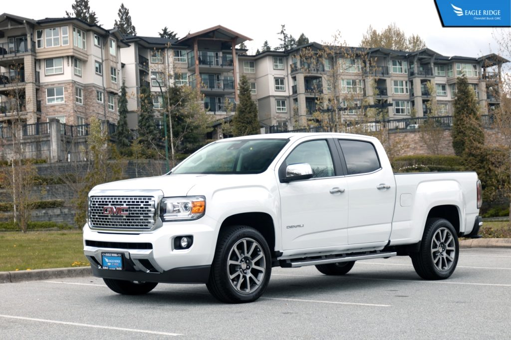 GMC canyon denali 2021 Redesign and Review