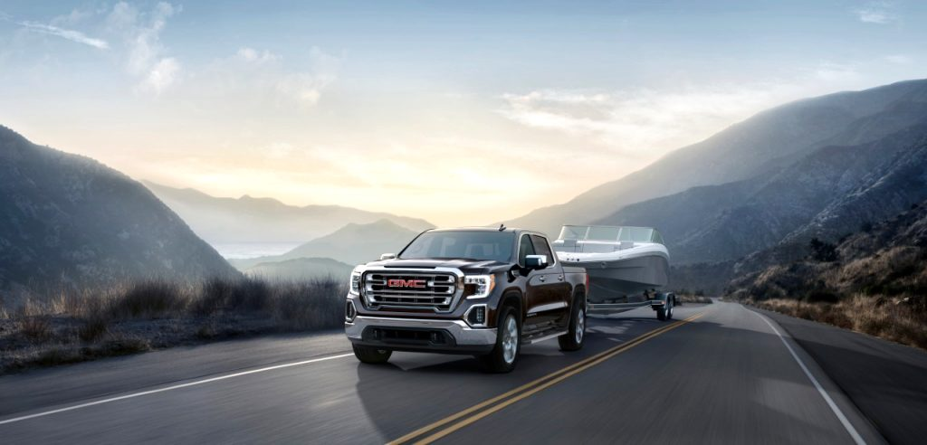GMC pickup colors 2021 Release