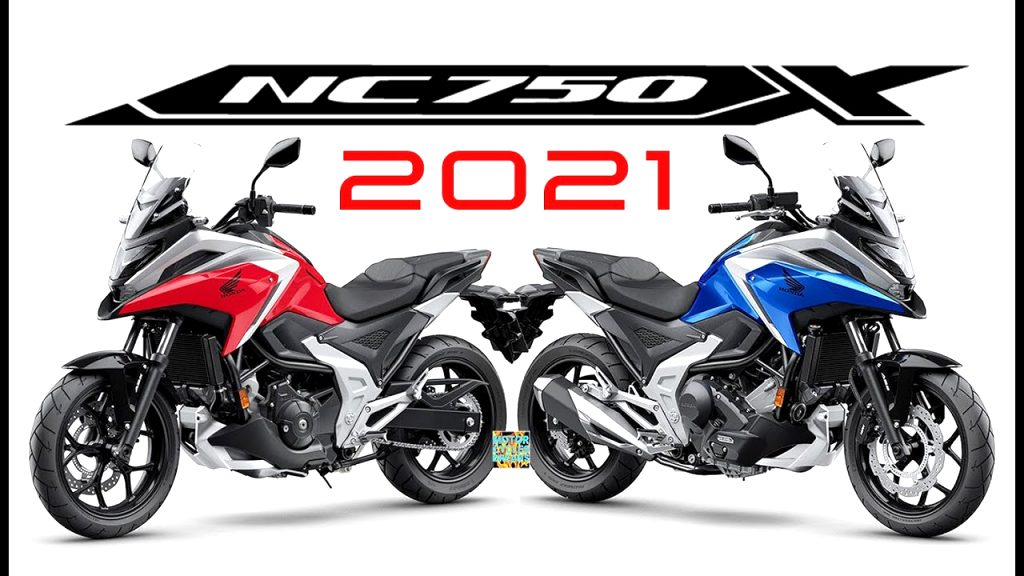 2021 honda nc750x dct Performance and New Engine