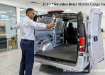 2021 Mercedes Work Van