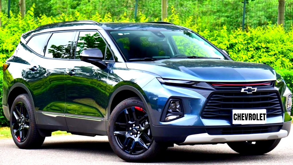chevrolet blazer 2021 philippines Concept and Review