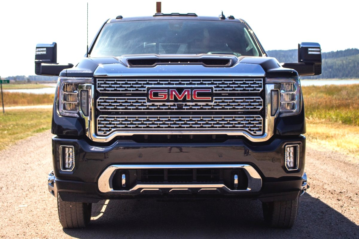 GMC pickup colors 2021 Concept