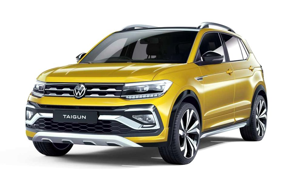 2021 volkswagen full size SUV Prices