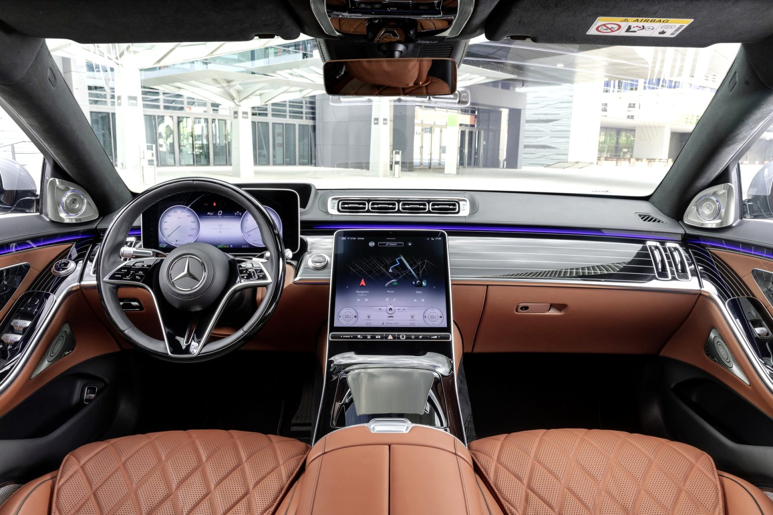 2021 mercedes infotainment Performance and New Engine