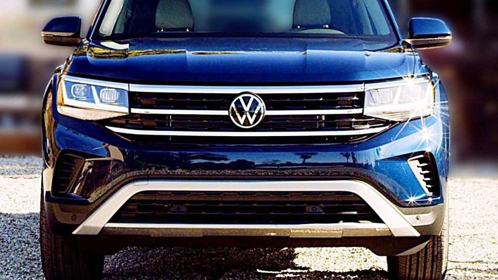 2021 volkswagen full size SUV Pricing
