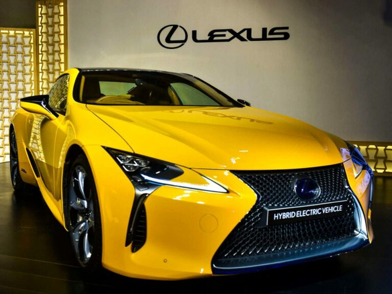 lexus car price in india 2021 Ratings
