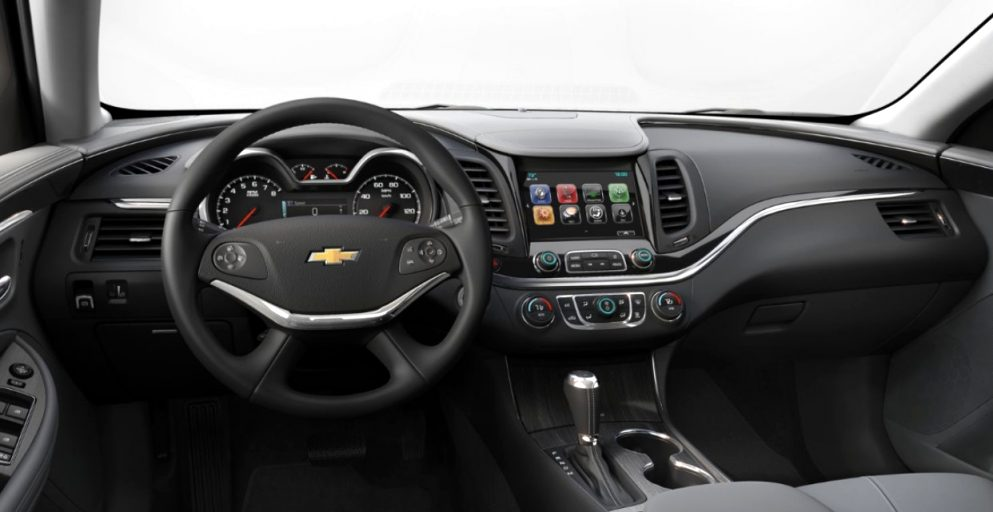 chevrolet impala 2021 for sale Interior