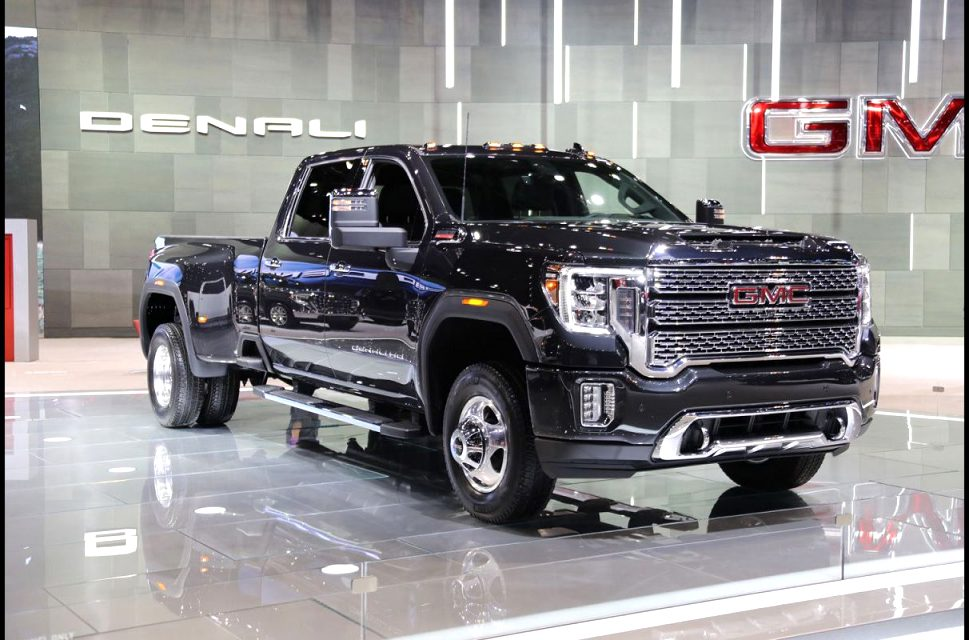GMC pickup colors 2021 Spy Shoot