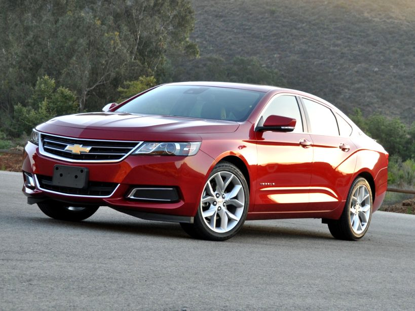 chevrolet impala 2021 for sale Release