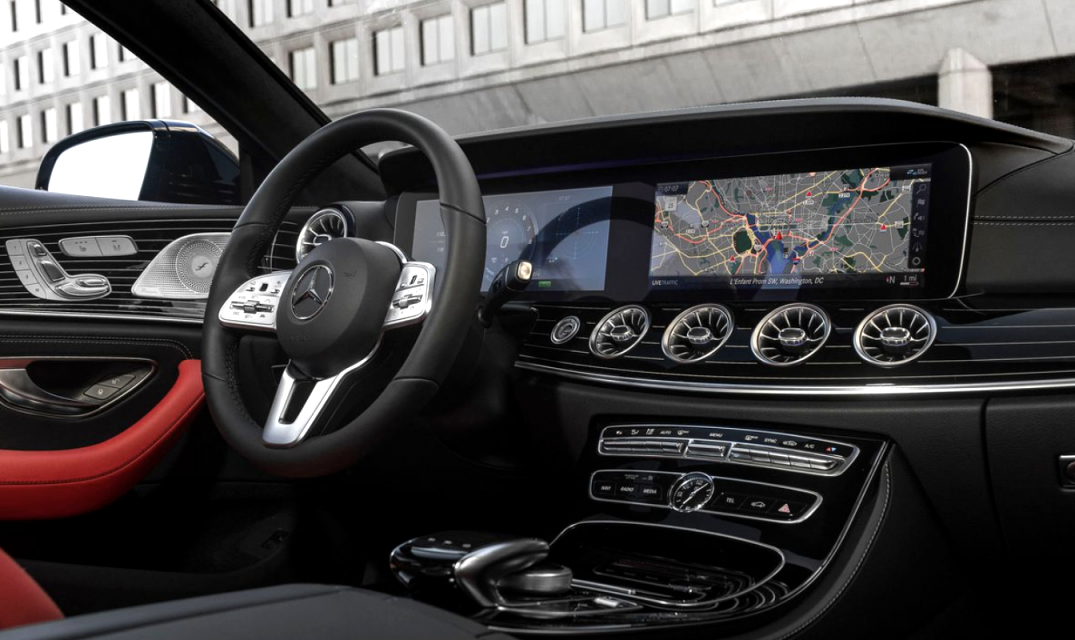 2021 mercedes infotainment Ratings