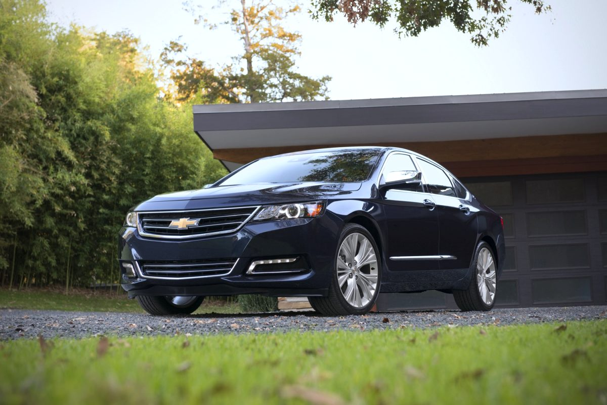 chevrolet impala 2021 for sale Picture