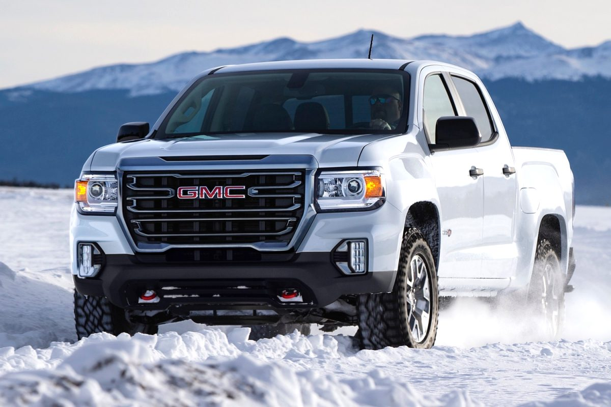 GMC pickup colors 2021 Wallpaper