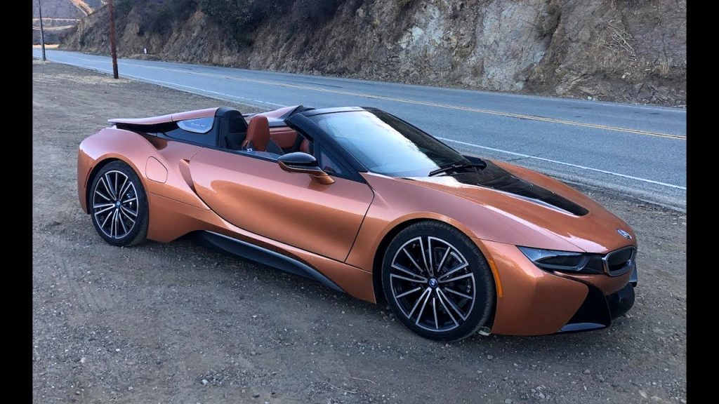 BMW i8 2021 price Picture