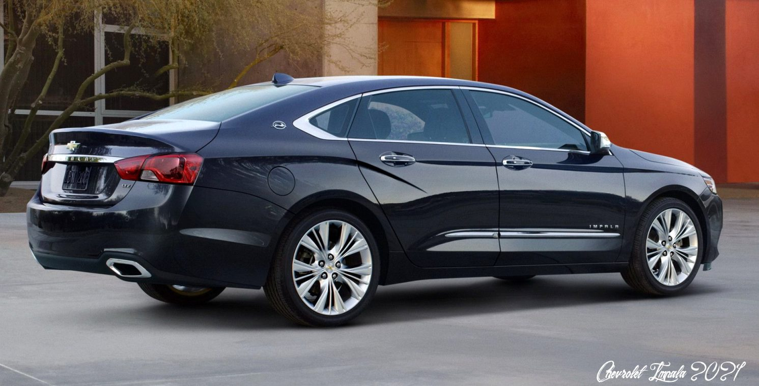 chevrolet impala 2021 for sale Rumors