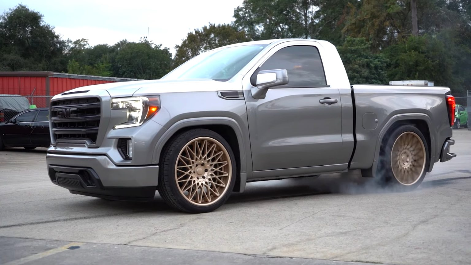2021 GMC regular cab short bed Redesign and Review