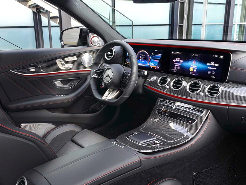 2021 mercedes infotainment Pictures