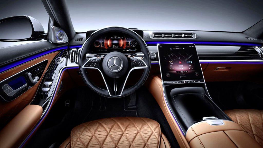2021 mercedes infotainment Redesign and Review