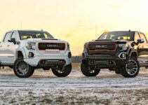 GMC Pickup Colors 2021