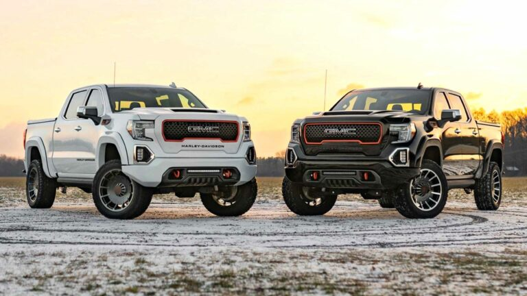 GMC pickup colors 2021 Exterior and Interior