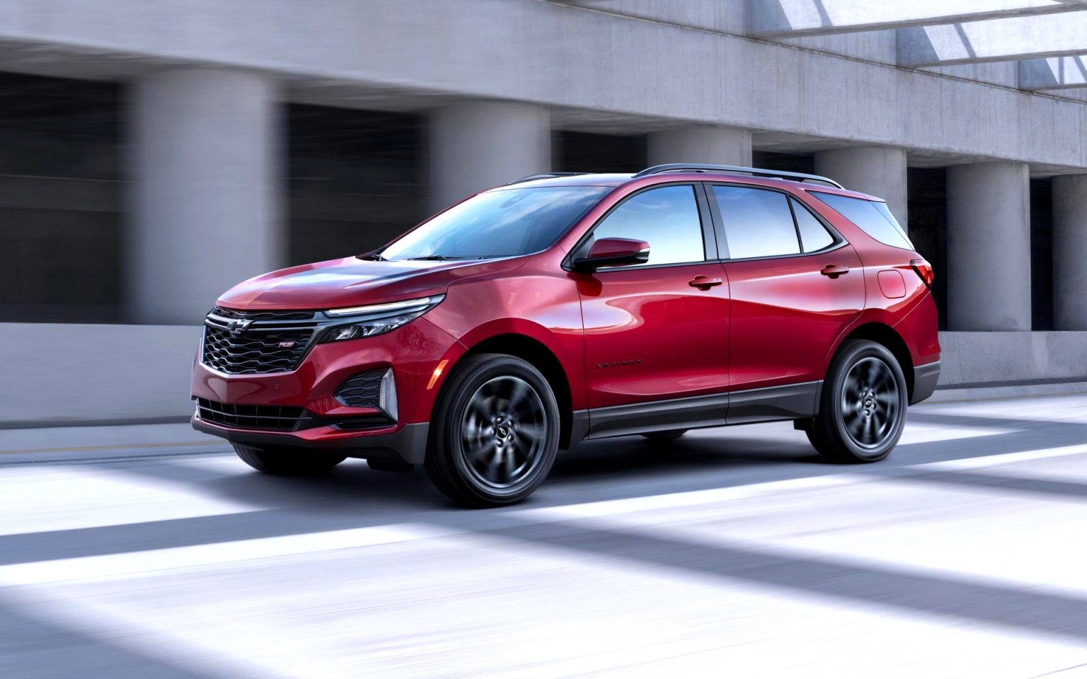 2021 chevrolet equinox review Pricing
