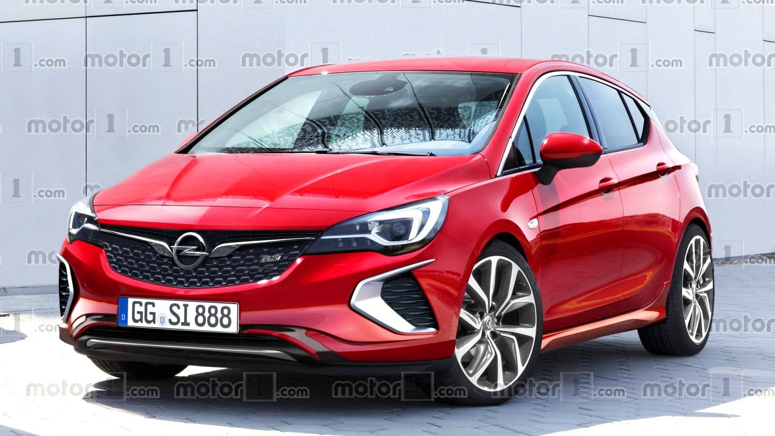 2021 opel astra review Style